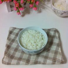 柴火味的白米饭