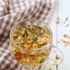 茉莉玄米茶