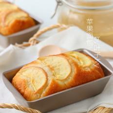 香甜苹果面包