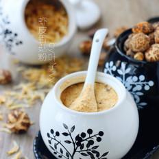天然味精:虾皮香菇粉