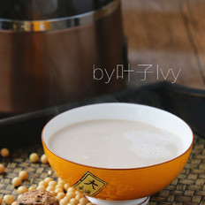 补肾益脑核桃燕麦豆浆