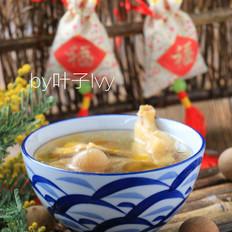 苏泊尔•蒸汽球釜五指毛桃桂圆鸡汤