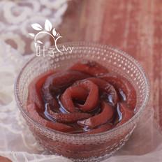 红酒玫瑰梨(压力锅版)