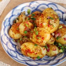 香煎脆皮小土豆