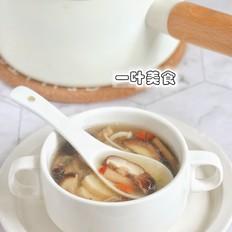 枸杞杂菇汤