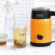 陈皮蜂蜜茶