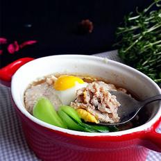 香菇肉饼蒸鹌鹑蛋
