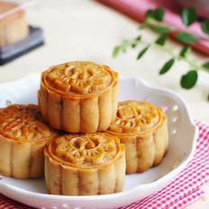 广式金丝肉松月饼