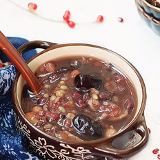 花生红枣杂粮粥