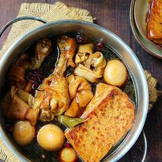 卤豆腐&卤豆结