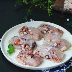 红豆水晶糕