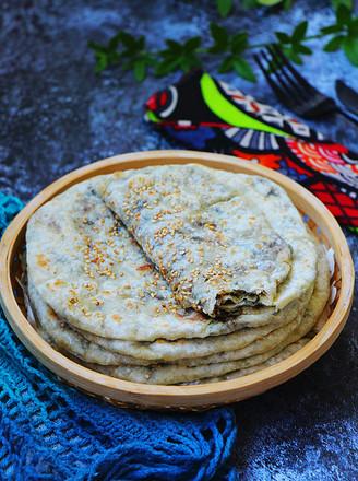梅干菜猪肉馅饼的做法