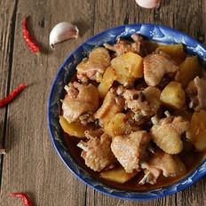 土豆蒸鸡翅