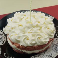 红酒奶油蛋糕