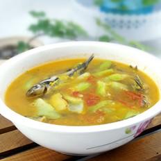 黄骨鱼丝瓜汤