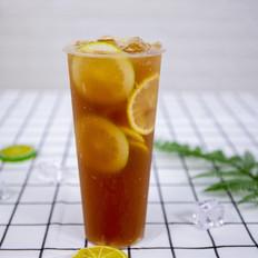 奈雪の茶霸气黄柠檬的做法——小兔奔跑奶茶教程