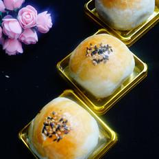 苏式红豆酥月饼