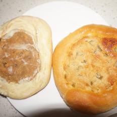 奶酥飞碟面包