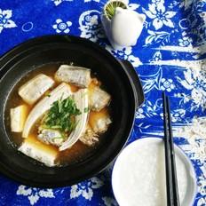 普宁豆酱煮珠带鱼的做法