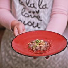 醋泡海蜇头——酸香爽脆的口感太好吃