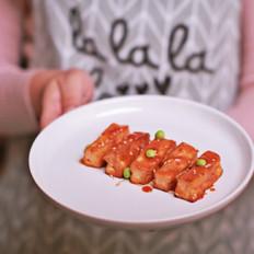 糖醋豆腐——只给你吃的豆腐