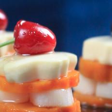 步步高升——简单易做营养丰富的小甜点