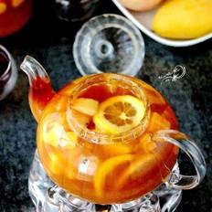冷热皆宜的水果茶
