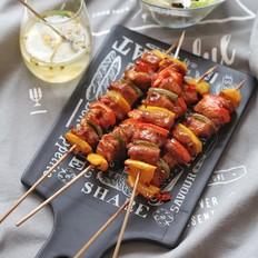 辣椒烤肉串