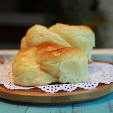 好吃的老式香橙面包