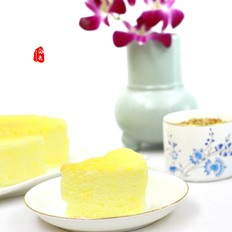 松柔绵软的酸奶蛋糕