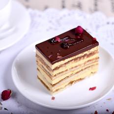 德普烤箱食谱—歌剧蛋糕