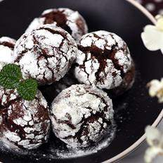巧克力雪球—德普烘焙食谱