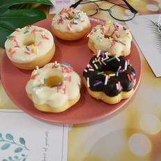 甜甜圈(烤箱版)