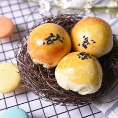 美味蛋黄酥
