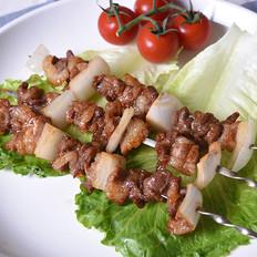 叉烧烤肉串