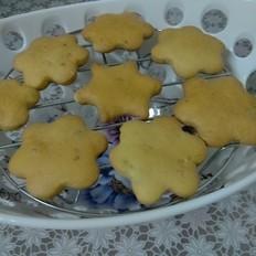 芝麻葡萄干饼干
