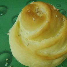 玫瑰花面包的几种做法