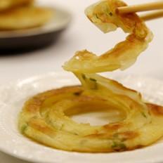 饺子皮手抓饼