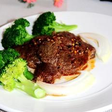 中国式煎牛排