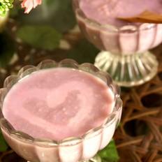 紫薯玉米汁