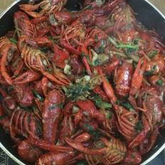 香辣小龙虾的做法