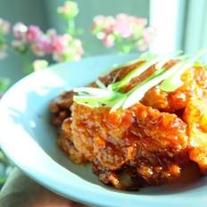 改良锦绣锅包红福鱼片