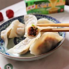 猪肉香菇木耳饺子