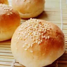 自制汉堡面包