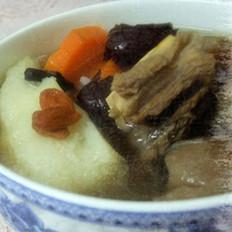 淮山煲羊肉
