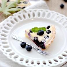爆浆蓝莓乳酪塔