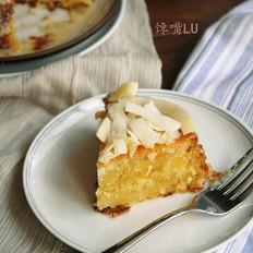柠檬椰子蛋糕