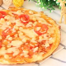 平底锅版缤纷披萨