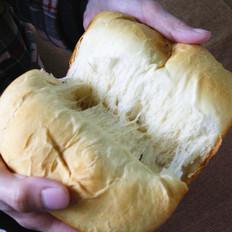 面包机做中种吐司