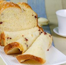 蔓越莓椰香面包